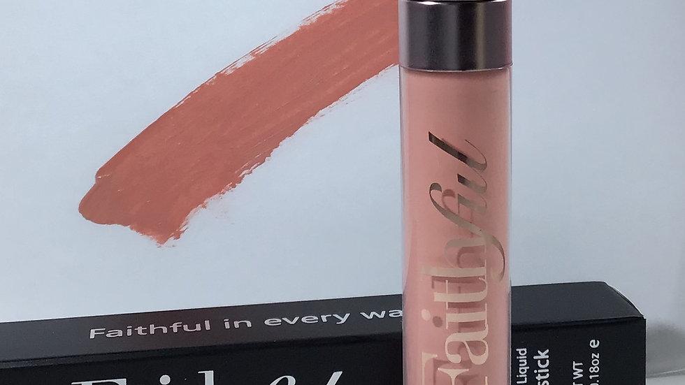 Flesh 1 - Matte Liquid Lipstick