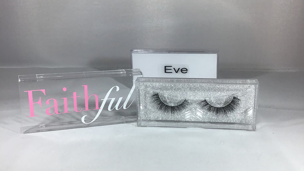 Eve - 3D Mink Lashes