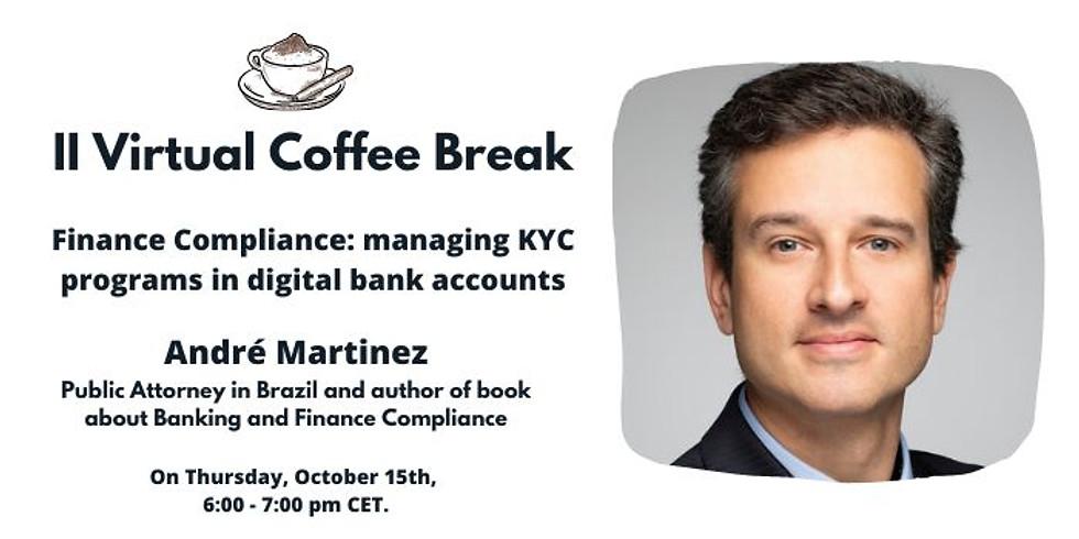 II Virtual Coffee Break