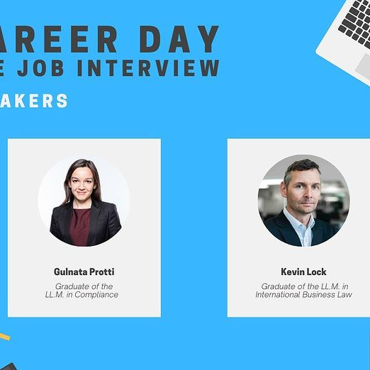 2nd Career Day: The Interview