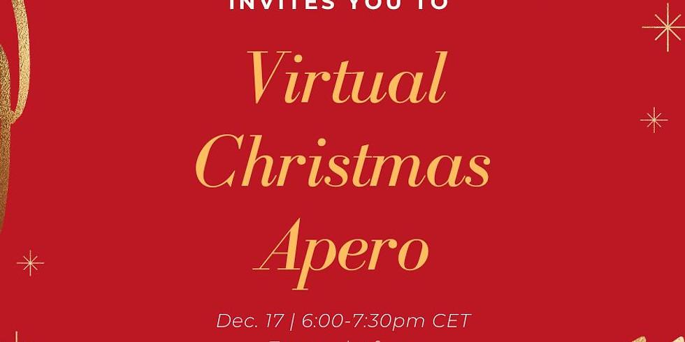 Christmas Virtual Apero