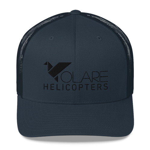 Volare Helicopters Trucker Hat