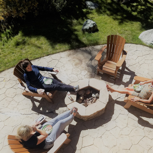 fireside Chat in the Sunshine