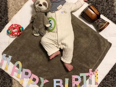 「風雅」5か月の誕生日☆彡