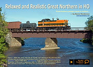 Great Northern model railroad layout