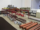 Custom built HO scale layout