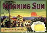 San Fernando Valley packing house label