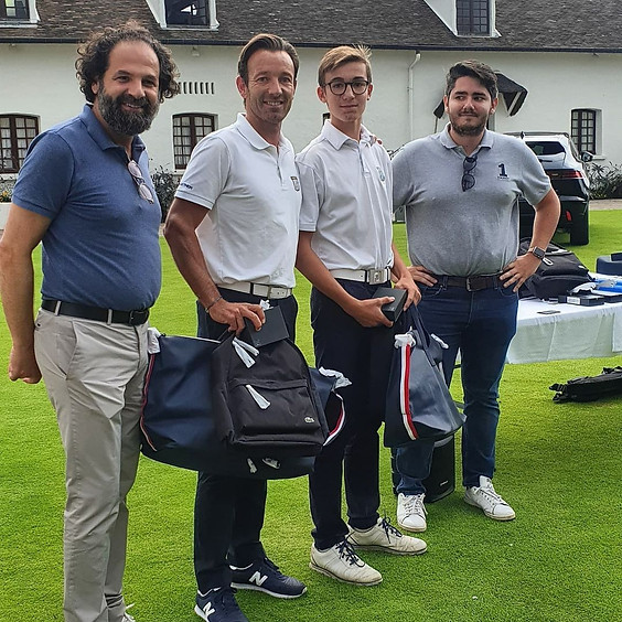 Jaguar Golf Trophy 2021