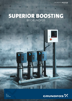BoosterPaq Pumping Systems