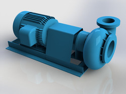 PACO LF Series End Suction Pumps