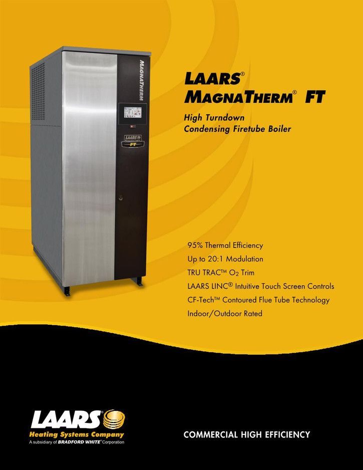 Laars MagnaTherm FT