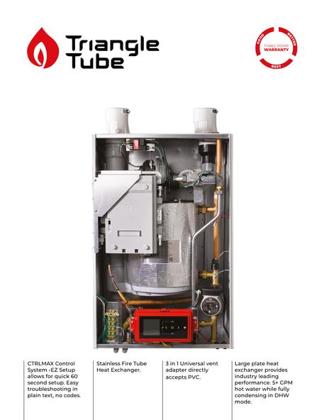 Instinct Combi Boiler