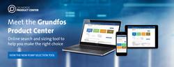 Meet the Grundfos Product Center