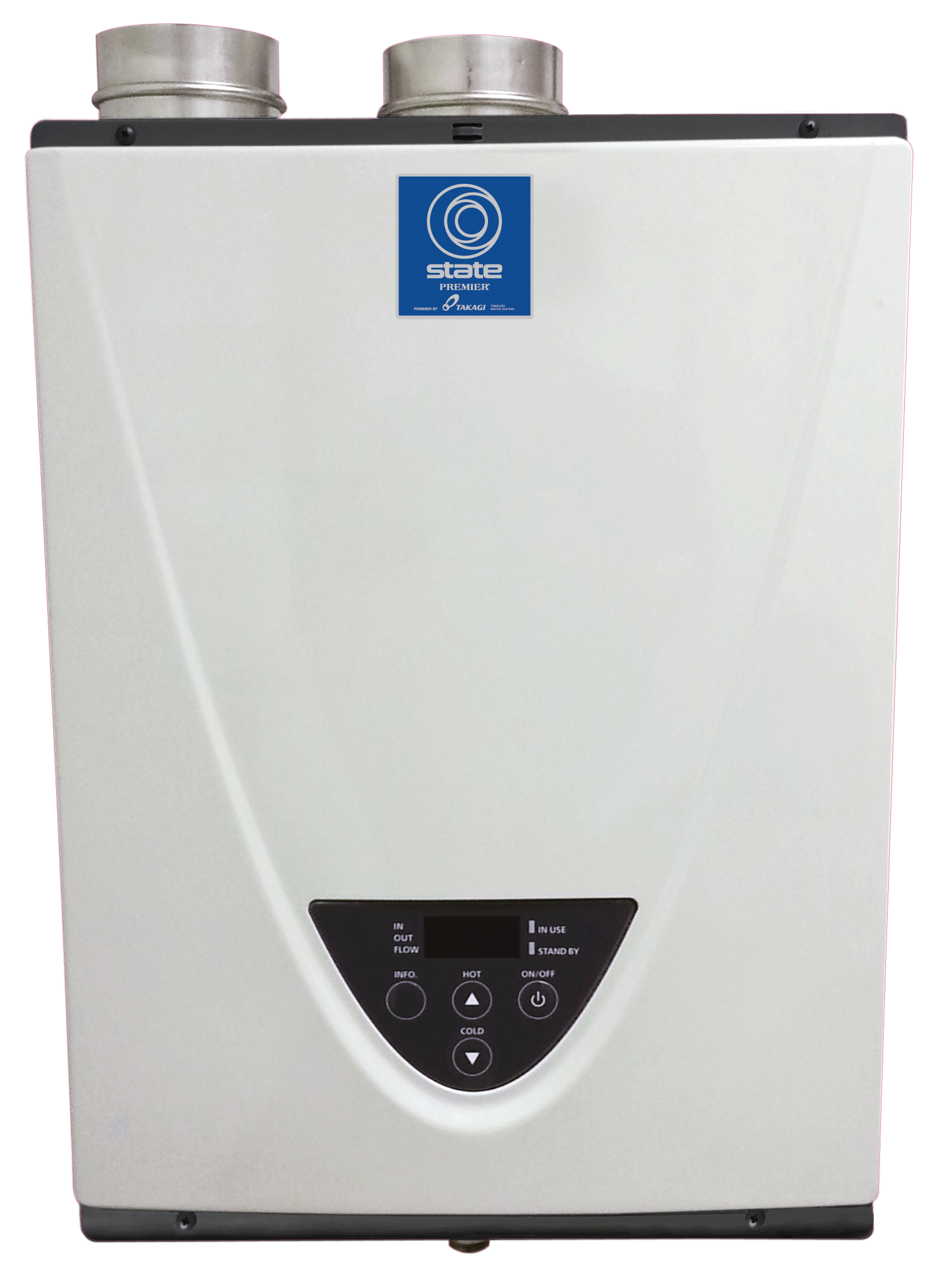 Tankless Condensing Water Heater