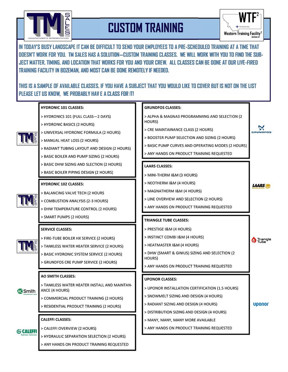TM Sales Custom Training Menu.png