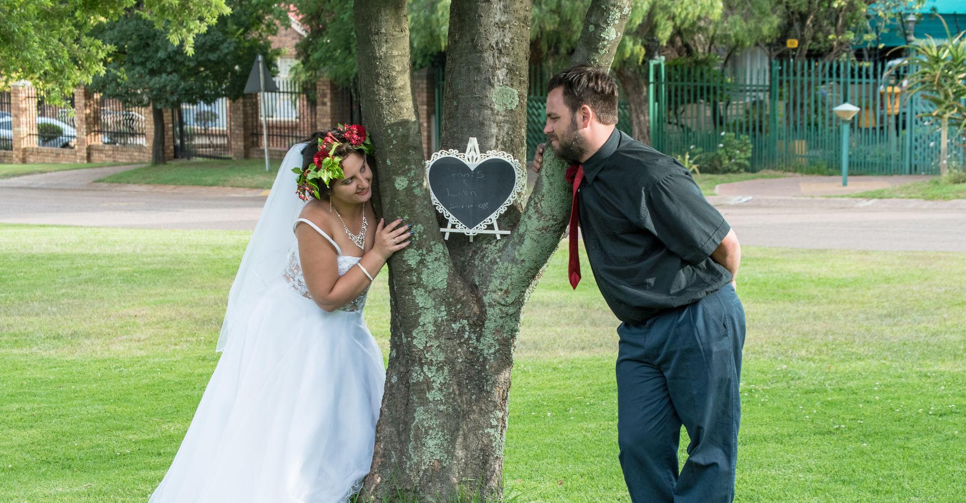 Dennis & Lolla - Wedding