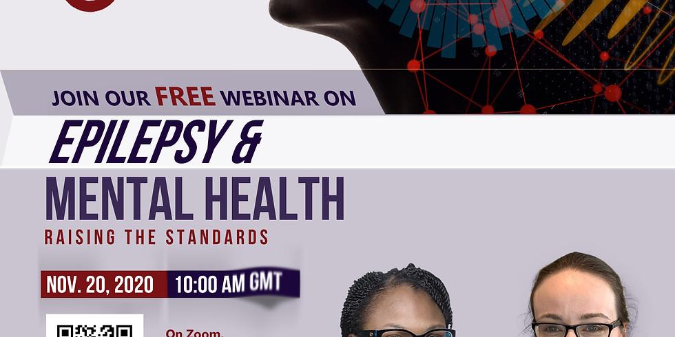Epilepsy & Mental Health: Raising the Standards