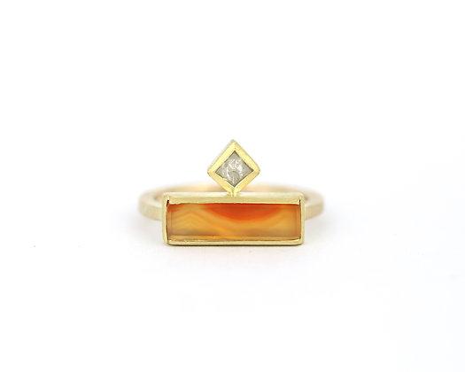 'Cleopatra Carnelian' ring 2