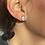 Thumbnail: 'Crude beauty Aqua' studs