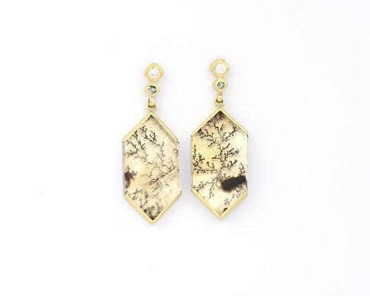 'Artemis' earrings