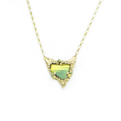 'Spring Field' necklace