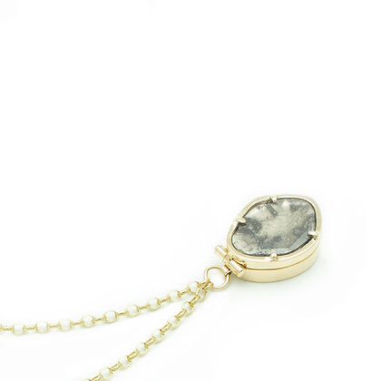 'Reflection' locket