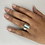 Thumbnail: 'Aqua force' ring