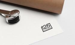 125 EPW Stationery Logo