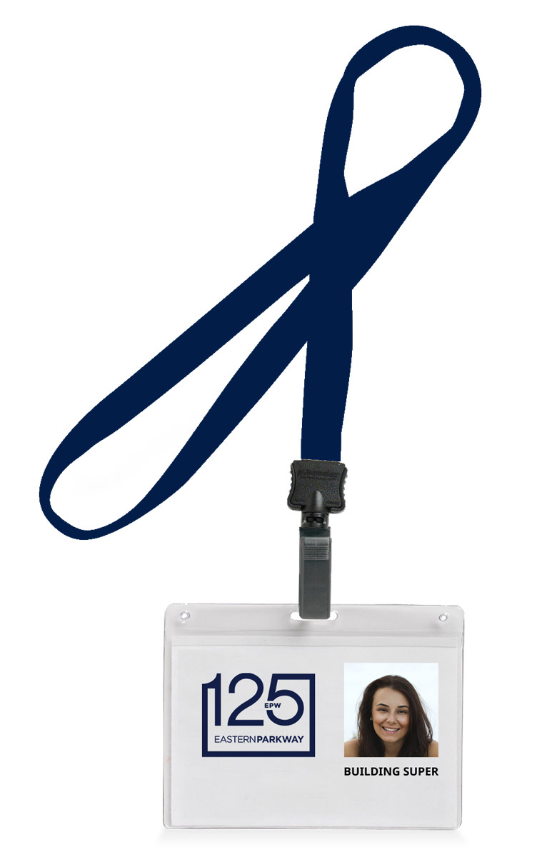 125 EPW ID Badge