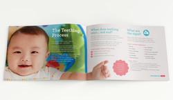 Fisher-Price Euro Teething Brochure