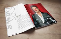Sweet Magazine Simon Pages
