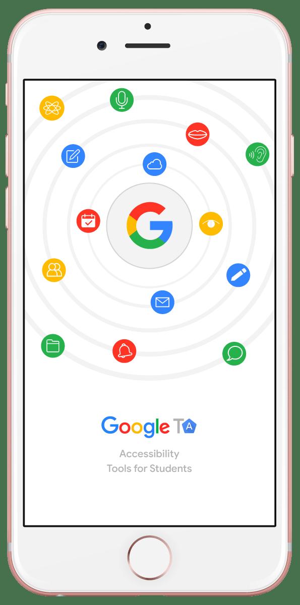 Google TA Accessibility App
