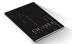 Chelsea Hotel Book Design