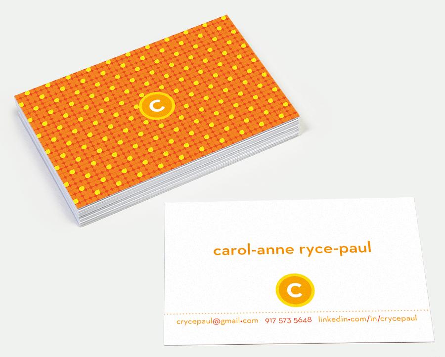 CARP Personal Brand Identity