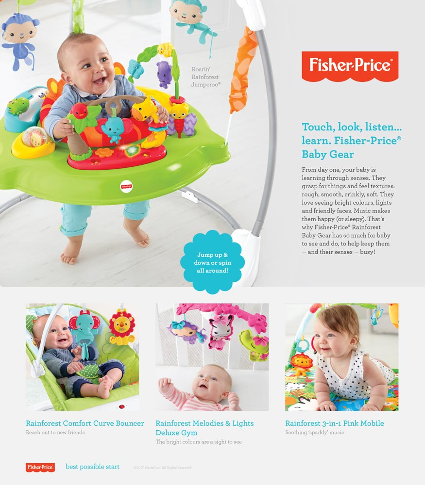 Fisher-Price Best Possible Start