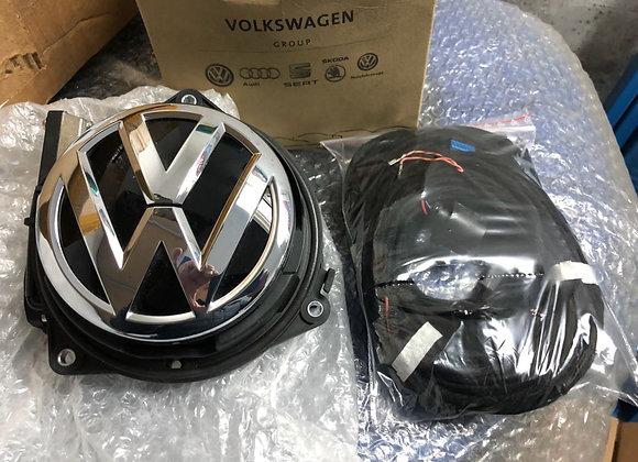 Камера заднего вида для VW T-Roc/ Polo 2G  с 2017г.
