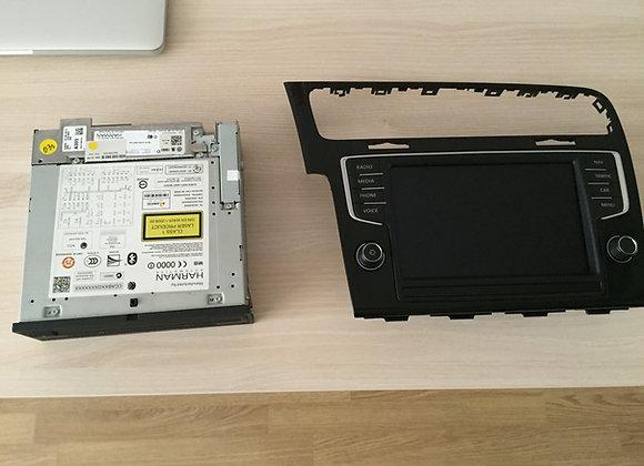 Комплект навигационной системы Discover Pro mib1 для VW Golf 7/ Passat B8 и т.д.