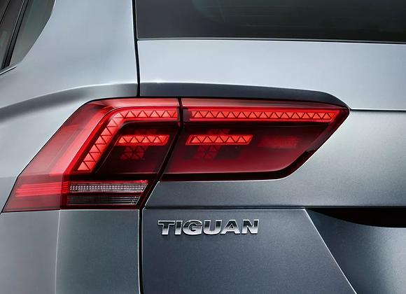Задние LED-фонари для VW Tiguan 5NA c 2016 года.