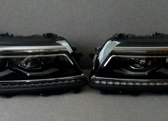 Комплект LED-фар для VW Tiguan MQB.
