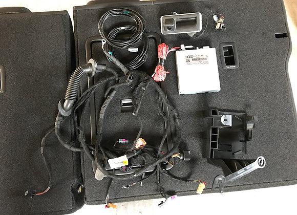 Камера заднего вида на Audi Q3.
