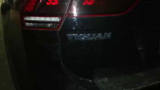 Side Assist/ RCTA, Keyless Access в задние двери. VW Tiguan R-line 2.0TSI DSG7 2020.