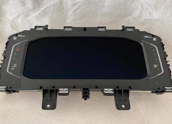 Интерактивная панель приборов Active info Display для VW T-Roc.