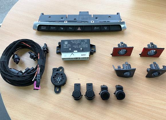 Комплект дооснащения передним парктроником для Audi A3 8V.