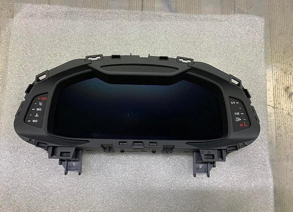 Виртуальная панель приборов для Audi Q8 с 2018г.