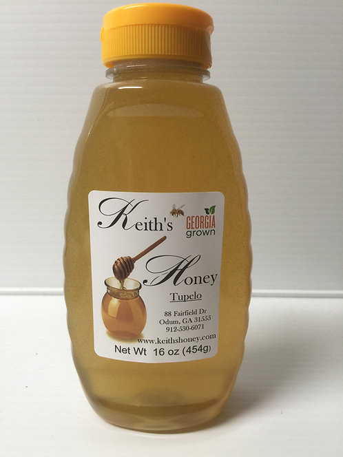 16 oz Tupelo Honey