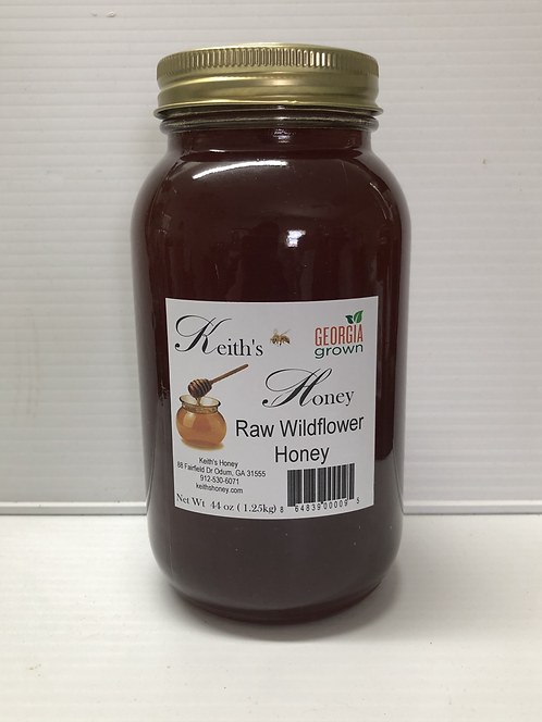 44 oz Wildflower Honey