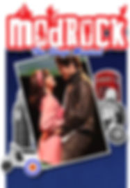 ModRock the stage musical 50's juke box musical poster