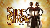 Side show poster on broadway