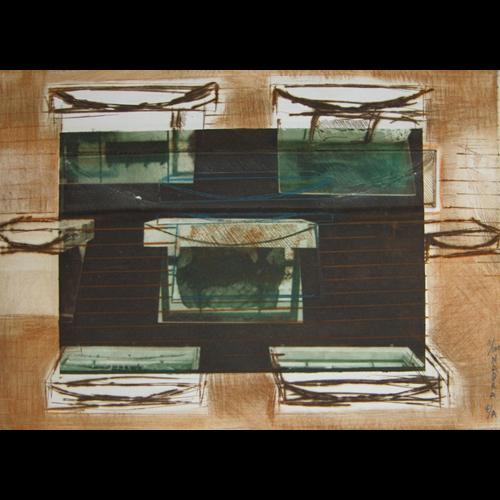 1-Ombres suspendues III (27x19,5cm)