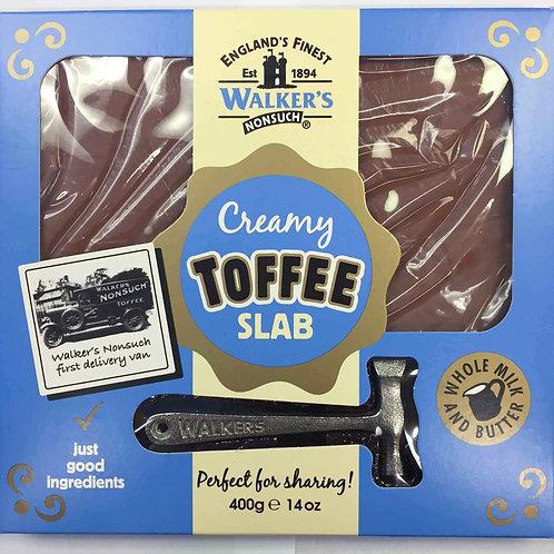Creamy Toffee slab (large)